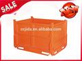 qualidade de aço de armazenamento de paletes gaiola