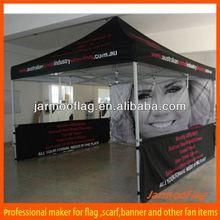 custom foldable pop up ice fishing tent