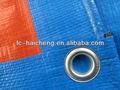 Impermeabilização cisterna pe encerado folha/cobrir