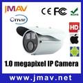 عالية الوضوح hd cctv h. 264 1mp 1280x720 كاميرا ip شبكة كاميرات في الهواء الطلق