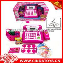 Hot Sale children supermarket cash register toys for sale