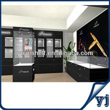 Pen/Jewlery/watch/digtal wood glass floor display