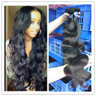 2014 wholesale top quality most popular 100% virgin brazilian human 100% unprocessed hair weave