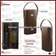 WinePackages Leather Wine Carrier,bottle carrier,cardboard bottle carrier
