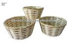 fruit bamboo basket