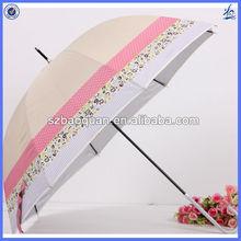 garden easy sun umbrella/hand sun umbrella/lady sun umbrella