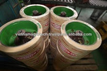 Vinappro Rubber Roll highest quality/ made in Vietnam.