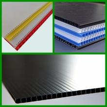 corflute sheet, corrugated plastic sheet, pp hollow sheet,