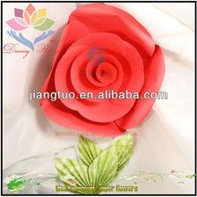 wedding decoration car rose flower