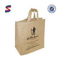 2013 High Quality Jute Wine Bag Fashion Jute Tote Bag