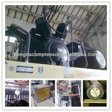 Hengda air compressor compact designed flake ice maker machine compressor 105CFM 580PSI 30HP