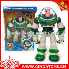 12 pulgadas de vinilo figura de acción Toy story, Año ligero del zumbido juguetes