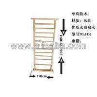Wooden single shoulder Stall Bar, Wall Bar