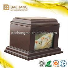 wholesale pet urns/funeral urns/pet casket