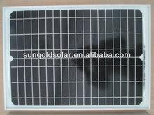 12v solar panel price 20w