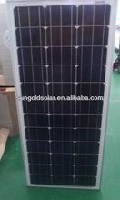 solar pv module 100wp mono 12v