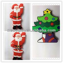 2015 HOT Santa Claus / Father Christmas USB flash drive / disk for Christmas gift