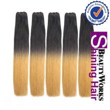 2014 Hot Trend AAAAA Top Quality Brazilian Ombre Hair