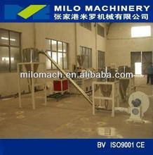 soft&hard PVC granule compounding pelletizing machine