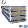 sandwich rockwool panel for prefabricated houses
