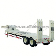 flatbed transport trailer - 40ft