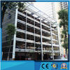 Bortome Parking, BTP-PSH, CE ISO Multilevel Rotary Puzzle Car Parking System Tower Parking System