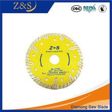 granite concrete carbide hss circular diamond saw blade
