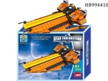 Construction Plastic Building Blocks Star War Series