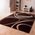 Corea del sur alfombras de seda, alfabeto/número de alfombras