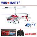 WM-F3D108 bas prix 3ch rc hélicoptère avec gyro