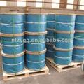 Marine seil, handlauf seil 1.5-42mm drahtseil china manufactuurer