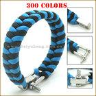 the newest fashion paracord bracelet wholesale