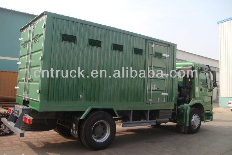 Mobile Workshop Truck Mobile Workshop Truck For