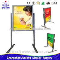 Stand Alone Advertising Display, Shop Display, Zhongshan Junlong Lighting