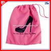 Hot Custom Cotton Drawstring Bag For Shoes