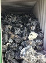 Raw obsidian rock(stone)