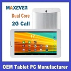MTK8312-C Dual Core Cheapest Tablet PC With SIM Slot