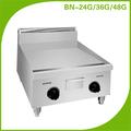 Alibaba caliente de la venta de acero inoxidable plancha de gas bn-24g