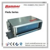 CE certified flexible type ceiling concealed fan coil unit price