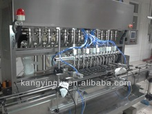 High quality glass jar filling machines with CE, ISO9001