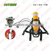 Hot Sales Compressed Steel Bottle Air Breathing Apparatus