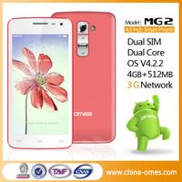Buy China Cheapest Best MTK GPS 4.5 Inch New Dual Sim Card Phone