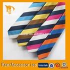 Uniform Fashion woven silk tie