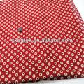 China barato tecido de poliéster últimas designs vestido para crianças