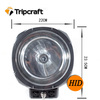 Super Bright HID OFF ROAD LIGHT 55W/35W HID WORK LIGHT FOR 4X4 TRUCK JEEP CAMPING
