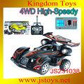 Nouveaux produits 4wd voiture à télécommande, mini voiture rc.
