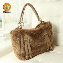 Fashionable design ladies straw handbag with flower