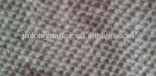 high quality pure solid dyed linen fabric pique fabric