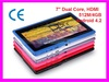 Wholesale Allwinner A33 Quad Core 7 inch Android Tablet PC Q88