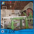 2-3tpd buena calidad de tejido de papel que hace la máquina/papel higiénico de la máquina de papel